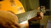 卢先生的琴-鬼太郎 - Gegege no Kitaro opening  (guitar & flute)