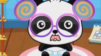 宝宝巴士428 照顾小宝宝 超级飞侠变形警车珀利小猪佩奇玩具