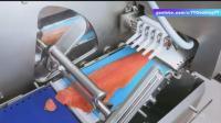 自动切鱼切肉生产线VS印度三哥自制发明!