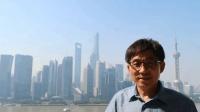 韩国一家人游上海, 感慨从小地方到大陆国家 , 自己心态也变宽了
