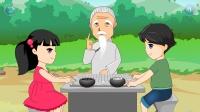 【拆二的弱点】李老师少儿围棋复盘24集 高级/围棋对战培训