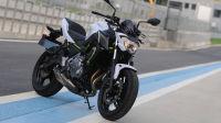 骑士网17年第11集:川崎Kawasaki Z650,骑士网呆子测评