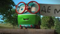 伊森小火车 英文版 第1集 发明