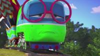 伊森小火车 英文版 第3集 太热了