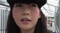 会说中文的日本妹子独自一人游上海