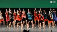 日本高中舞蹈大赛的一段80年代迪厅风格的表演, 既魔性又带感~