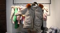 阿邦女装批发8.23-4冬装时尚羽绒服5件起批, 版型超时尚很厚实很超值