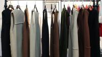 阿邦女装批发8.23-5时尚新款中长毛衣马甲5件起批, 款式时尚百搭