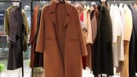 阿邦服装批发8.23-7时尚冬装新款百分百羊毛双面呢大衣5件起批, 时尚大气