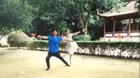 武汉谢秋香 何成春 单轮双人舞蹈