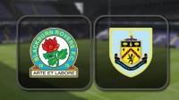 Blackburn Rovers vs Burnley