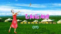 湖南常德瑛子习舞日记《飞翔的翅膀》视频制作: 映山红叶