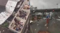 """台风""""天鸽""""侵袭东南沿海 已致12人死亡"""
