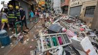 """台风""""天鸽""""已造成12人遇难 超500人受伤"""