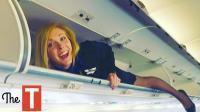 空乘行业的10个奇葩要求, 看完你还想成为空姐吗? @柚子木字幕组
