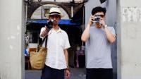 两个直男20年拆不散 一起拍下10万张照片 185