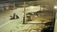 司机酒驾摔路边 女子送医反被诬为肇事者
