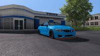 欧洲卡车模拟2 P20 宝马M4 GTS (BMW M4 GTS)
