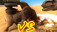 【XY小源】野兽战斗模拟器 第2期 6-10关 上吧 超级喷火大象