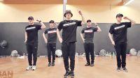 ['混蛋们'的帅炸刀群舞!]Just Jerk舞团德国UDC授课 超强踩点!
