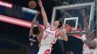 【小发糕休闲解说】NBA2K17-ALL time球队系列第三期: ALL TIME火箭血虐灰熊