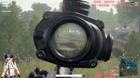 NO姐《绝地求生》M249大菠萝花式吃鸡!