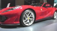 2017成都车展 法拉利最新旗舰杰作812 Superfast重磅亮相