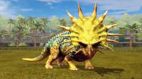 侏罗纪世界 恐龙公园 第41期 异齿龙 再次发威 神勇无比 完美收官 陌上千雨