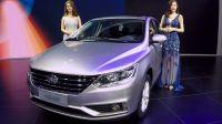 骏派A50据说是紧凑级的身段,小型车的价格,它能成功吗