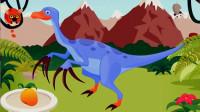 小小考古学家 冰河时期考古第11期  恐龙公园 镰刀龙水龙兽 发现挖掘 陌上千雨