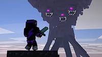 魔哒解说 我的世界minecraft 王者荣耀之战模组大乱斗泰坦凋零登场