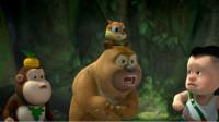 熊出没之熊熊乐园 解锁吉吉和熊大一起闯关第135期筱白解说
