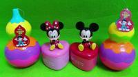 迪士尼米奇米妮礼物盒七彩葫芦惊喜蛋