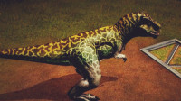 侏罗纪世界 恐龙公园 第44期 稀有恐龙 异齿龙进化完成 首战告捷 陌上千雨