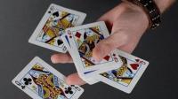 魔术教学: 巧妙找出4张牌, 居然不用任何手法, 简单好学又实用!