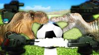 野兽进化战争模拟器 史诗未来科技足球赛 坦克足球大乱斗 猩球崛起捶地兽 搞笑解说视频