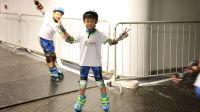 南京 2017 恒源祥 世界全项目轮滑锦标赛 开幕式 花絮