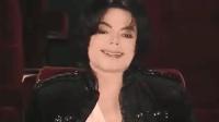 迈克尔杰克逊刚说完第一句话, 就遭到了全场的嘲笑