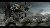 《指环王3》十万魔兵攻打刚铎首都的震撼场面, 迄今为止看过最好的魔幻电影