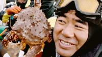 中华老当家查理的挪威帝王蟹吃播