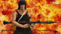 史泰龙经典之作《第一滴血》, 20年前的好莱坞大片完胜《战狼2》!