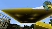 我的世界黄金空中楼阁建造中, 刘半仙解说