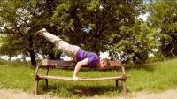 【德国健身兄弟】长凳健身