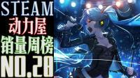 Steam动力屋销量周榜TOP20 No.28: 论游戏中BGM的重要性