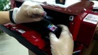 佳能墨盒修复神器 热水进泡法
