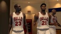 【布鲁】NBA2K15 生涯模式 迈克尔乔丹重披公牛23号!(十三)