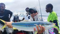 瓦努阿图出海钓鱼大丰收