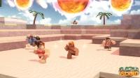 「Roblox荒岛自然灾害模拟器」新版本超华丽特效! 超级海啸乐高无处可逃! 小格解说