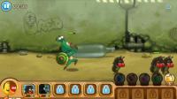爆笑虫子 EP5 当蜗牛和蚂蚁强强联手 大boss变得不堪一击
