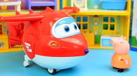 超级飞侠趣味玩具 智能遥控的乐迪机器人
